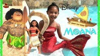 Maui with magic fish hook sound cloud soundmixed for Disney s moana maui s magical fish hook