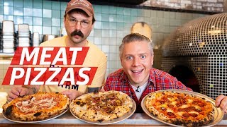How Much Meat Can You Put on a Pizza? — Prime Time