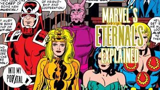 Marvel's The Eternals explained
