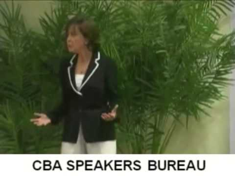 Barbara Sanfilippo CBA Speakers Bureau - YouTube