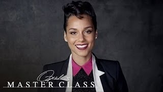 Alicia Keys on Getting Away from It All and Finding Herself | Oprah's Master Class | OWN