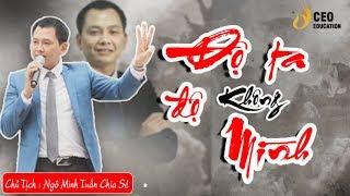 Chủ Tịch  Chia Sẻ Cho Học Sinh Trường Doanh Nhân & Cái Kết | Ngô Minh Tuấn | Học Viện CEO Việt Nam