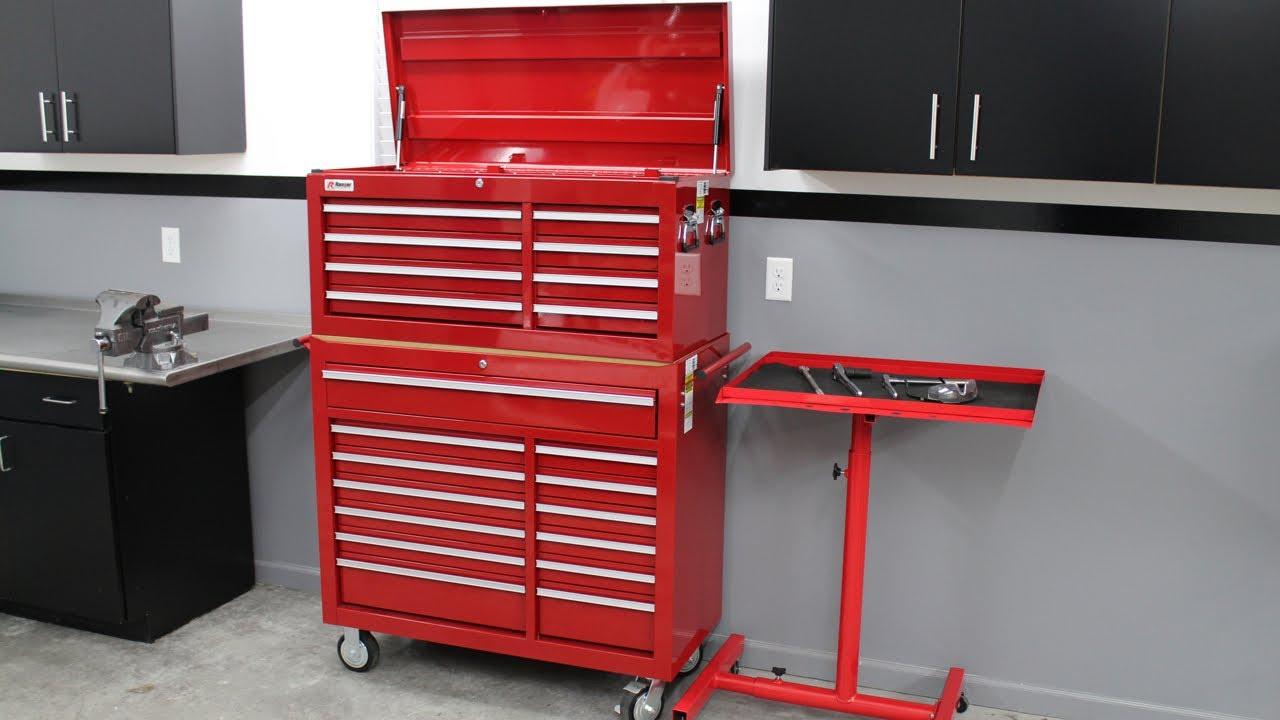 My New Ranger Tool Storage Box And Ranger Portable Tool