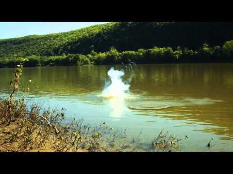 Bacio je kamen u rijeku, a ono što se desilo na 0:13 sekundi nismo očekivali ni u NAJLUĐIM SNOVIMA!