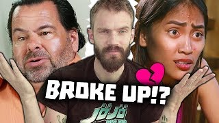 Big Ed And His 90 Day Wife BROKE UP?!  Ed & Rose - Part 2