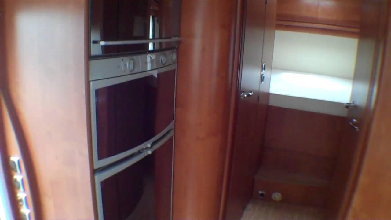 occasion pro camping car esterel 45 integral 2008 lyon 69 rhone saint priest 69800 youtube. Black Bedroom Furniture Sets. Home Design Ideas