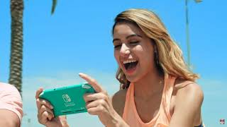 Reaction to First Look at Nintendo Switch Lite: New Addition to the Nintendo Switch Family