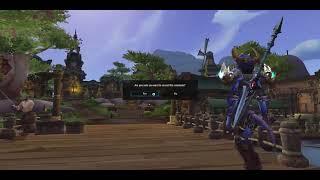 World of Warcraft: BFA XP locked Survival Hunter 110