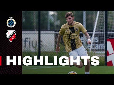 HIGHLIGHTS   Club Brugge - FC Utrecht
