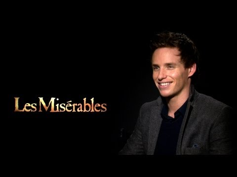 'Les Misérables' Eddie Redmayne Interview