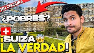 Así es la SUIZA de RICOS y ¿POBRES? | Aquí NO EXISTEN los ¿POBRES?  - Gabriel Herrera