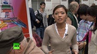 Париж пугает туристов плохим сервисом и грубостью местных жителей