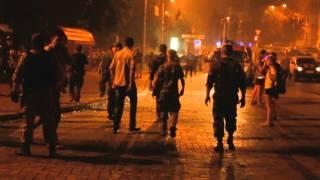 Зачистка Майдана продолжается: в центре Киева нападающие ночью сожгли «легендарные» палатки революции