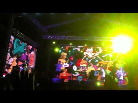 Anacondaz -- 69 (Live in Russia. Kubana 2013)