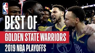 Best Plays From The Golden State Warriors | 2019 NBA Playoffs