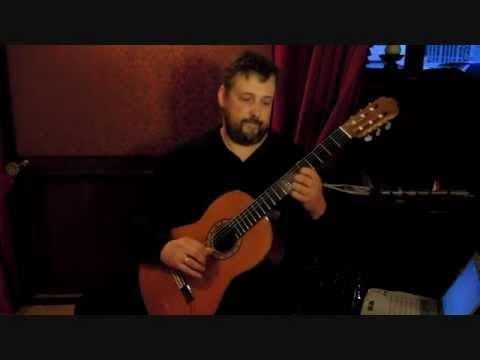 Чардаш В.Монти Алексей Орочко, гитара