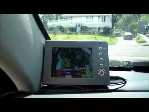 Peak Wireless Backup Camera Install / Review (PKC0RB ...