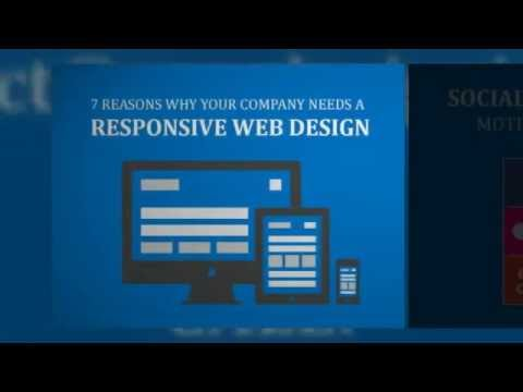 Top 7 Reasons Why Your Company Needs a Responsive Web Design