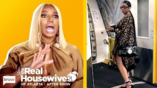 RHOA After Show S11Ep12: Is Eva Marcille A Shady Character? | Bravo