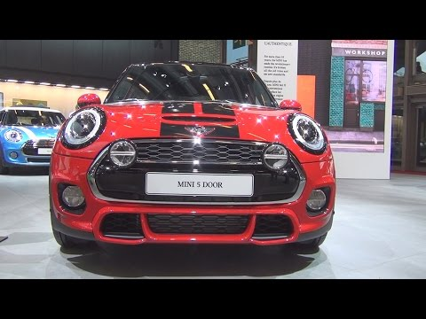 @MINI Cooper S Hatch 5 doors 211 hp (2017) Exterior and Interior in 3D