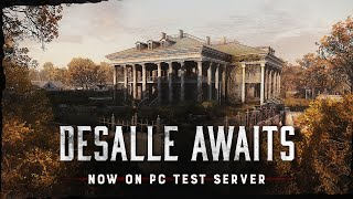 Hunt: Showdown tests DeSalle map