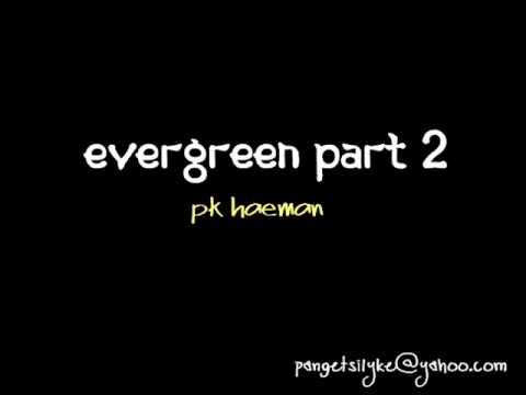 Pk Haeman - Evergreen part 2