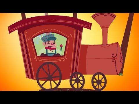 El Tren de Crio Yo - Canciones y Clásicos Infantiles