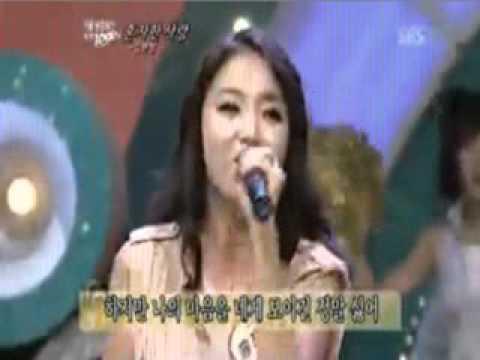 홍진영 - 김현정의 혼자한 사랑