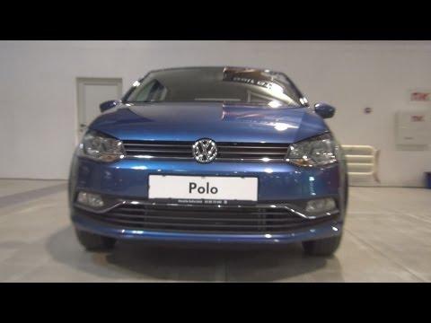 Volkswagen Polo Comfortline 1.0 (2016) Exterior and Interior in 3D