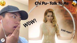 Chi Pu | TALK TO ME (Có Nên Dừng Lại) - Official MV (치푸) REACTION VPOP