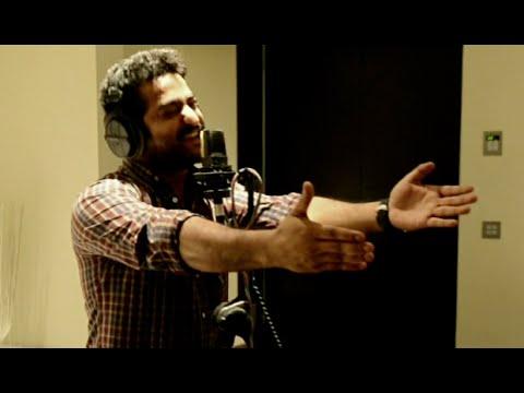 Jr-NTR-Singing-Raakasi-Raakasi-Song---Making-of-Rabhasa