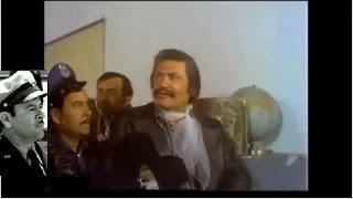 "Antonio Pedro Infante EN LA PELICULA ""EL CHUBASCO"" CON PIPORRO"