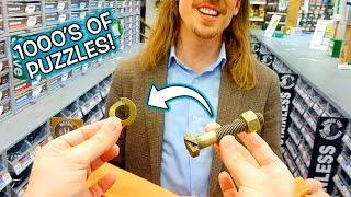 Unboxing Trick Puzzles + $100 Brain Teaser CHALLENGE!