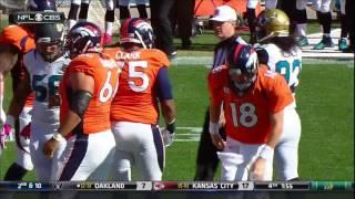 2013 Week 6 - Jaguars @ Broncos