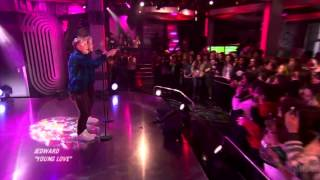 Jedward Live Performance on Much Music 13.03.2013