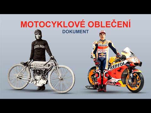Motocyklové oblečení - DOKUMENT CZ-SK