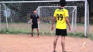 [Cup Tứ hùng 2014] Thích đá bóng - Tập 1: 9 kiểu cầu thủ khi ra sân