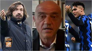ANÁLISIS SERIE A Inter venció a la Juventus, ¿corre peligro Andrea Pirlo en la Juve? | Futbol Center