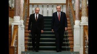 تعرف على تفاصيل تصريحات مستشار أردوغان قبل قمة سوتشي   سوريا ...