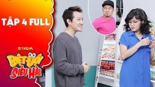 Biệt đội siêu hài   Tập 4 full: Lê Giang trúng