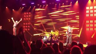 Journey (HD) Opening Separate Ways - Kansas City Sprint Center May 28, 2016