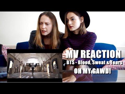 [MV REACTION I French/ ENG SUB] BTS - Blood, Sweat & Tears