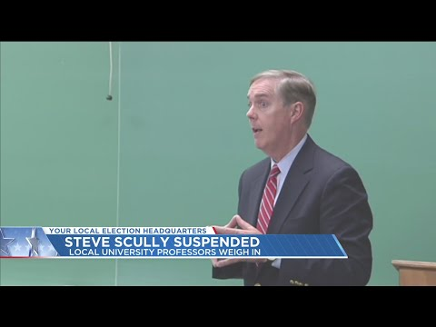 University professors weigh in following Steve Scully's suspension by C-SPAN