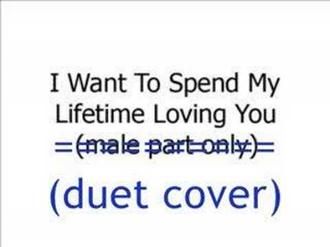 I Want to Spend My Lifetime Loving You - Tina Arena and ...