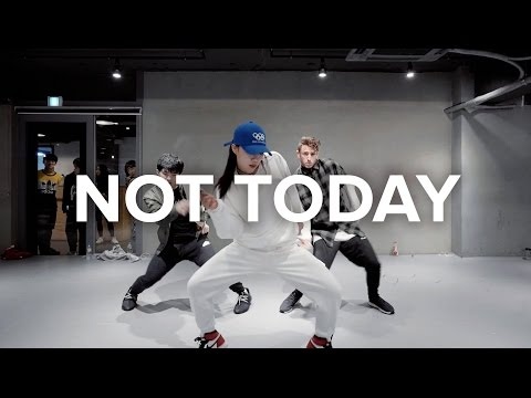 Not Today - BTS / Jane Kim Choreography