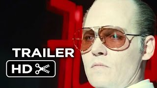 Black Mass (2015) Trailer – Johnny Depp, Benedict Cumberbatch Movie HD