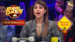 """Tattad Tattad"" पे अद्भुत Performance से हुई Shilpa Amazed! 