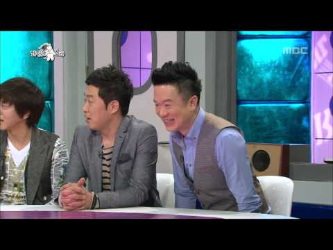 The Radio Star, Lee Moon-se, Yoon Do-hyun, Cultwo #05, 공연장이들 20130417