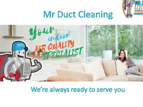 Mr Duct Cleaning