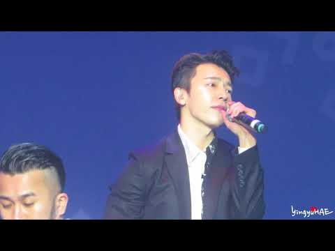 180224 HEADLINER SHOW - SUPER JUNIOR D&E - GROWING PAINS 너는 나만큼 (DONGHAE FANCAM)
